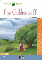 FIVE CHILDREN AND IT+CDA1 STARTER, Livre+CD