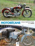 Motobécane / cycles et motos de France
