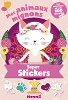 Super stickers ! Mes animaux mignons
