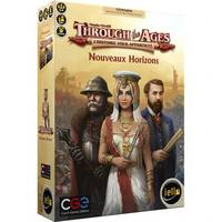 THROUGH THE AGES - NOUVEAUX HORIZONS (ext.) (SORTIE : 11 MAI)