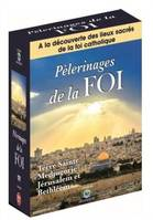 PELERINAGES DE LA FOI - COFFRET 3 DVD