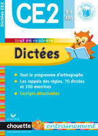 CHOUETTE DICTEES CE2