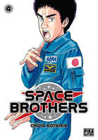 4, Space Brothers T04