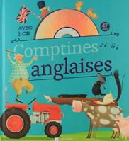 Comptines anglaises, Avec cd