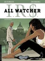 IRS, IRS : all watcher, Antonia, 1