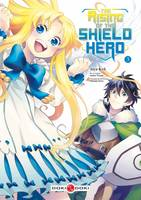 The Rising of the Shield Hero-vol. 03