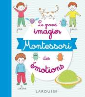 Le grand imagier Montessori des émotions