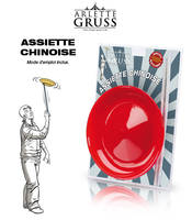 Asiette chinoise A.Gruss