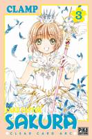 3, Card Captor Sakura