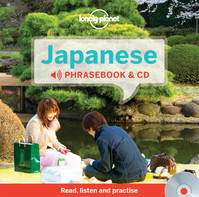 Japanese Phrasebook and Audio CD - 3ed - Anglais