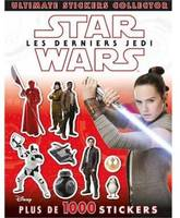 STAR WARS - Ultimate Sticker Collection - Film VIII