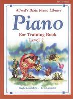Alfred's Basic Piano Library Eartraining 2