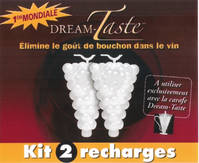 Dream-Taste Kit 2 Recharges