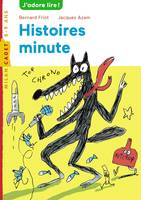Histoires minute, Tome 01, Histoires minute