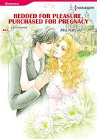 Harlequin Comics: Bedded for Pleasure, Purchased for Pregnancy