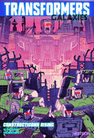 Transformers Galaxies T01, Constructicons Rising