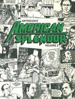 Volume 2, Anthologie American Splendor - Tome 2 - tome 2