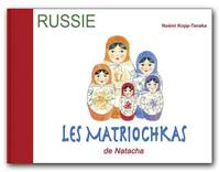 Russie / les matriochkas de Natacha