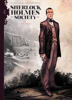 Sherlock Holmes Society T1 - L'Affaire Keelodge