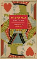 Jean Giono The Open Road /anglais