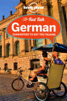 Fast Talk German - 2ed - Anglais