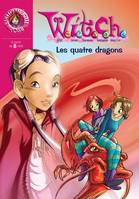 9, WITCH 9 - Les quatre dragons