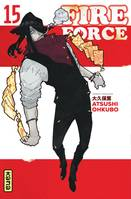 15, Fire force