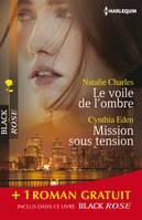 Le voile de l'ombre - Mission sous tension - La disparue de Billington, (promotion)