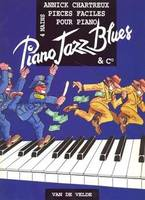 Piano Jazz Blues
