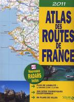 Atlas des routes de France 2011