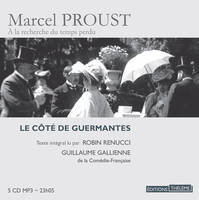 COTE DE GUERMANTES (5 CD) (LE)