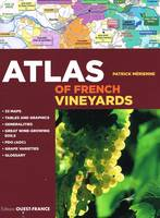 Atlas of French Vineyards (Anglais)