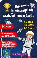 Qui sera le champion en calcul mental ?