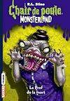 Monsterland, Tome 06, La Prof de la mort