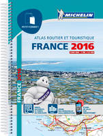 ATLAS FRANCE PETIT FORMAT 2016