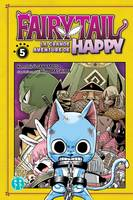 5, Fairy tail, La grande aventure de happy