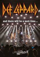 dvd / And There Will Be A Next Time... Live From Detroit / Def Leppard