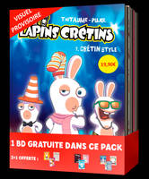 The lapins crétins / pack 3