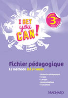 I Bet You Can! Anglais 3e (2020) - Guide pédagogique
