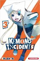 KEMONO INCIDENTS - TOME 3 - VOL03