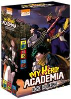 Coffret My hero academia / volumes 1 à 3