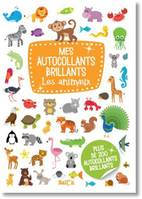 Autocollants brillants - Les animaux