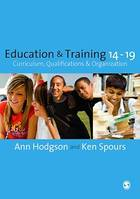 Education and Training 14-19, Curriculum, Qualifications and Organization