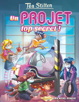 Un projet top secret !