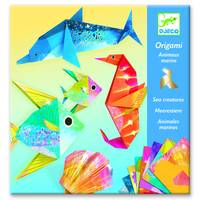 Animaux Marins origami
