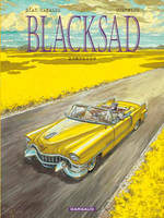Blacksad., Blacksad / Amarillo, Tome 5 Amarillo