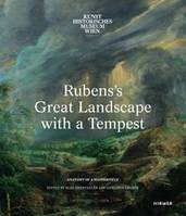 RUBENS'S GREAT LANDSCAPE WITH A TEMPEST /ANGLAIS