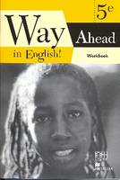 WAY AHEAD IN ENGLISH 5EME WORKBOOK CAMEROUN