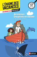 Attention! Dauphins en danger