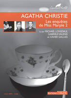 Les enquetes de Miss Marple 2 : 1 CD Mp3